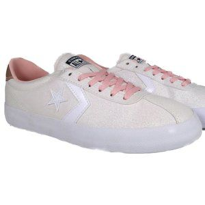 Converse Breakpoint Ox (Storm Pink/ White) Men's